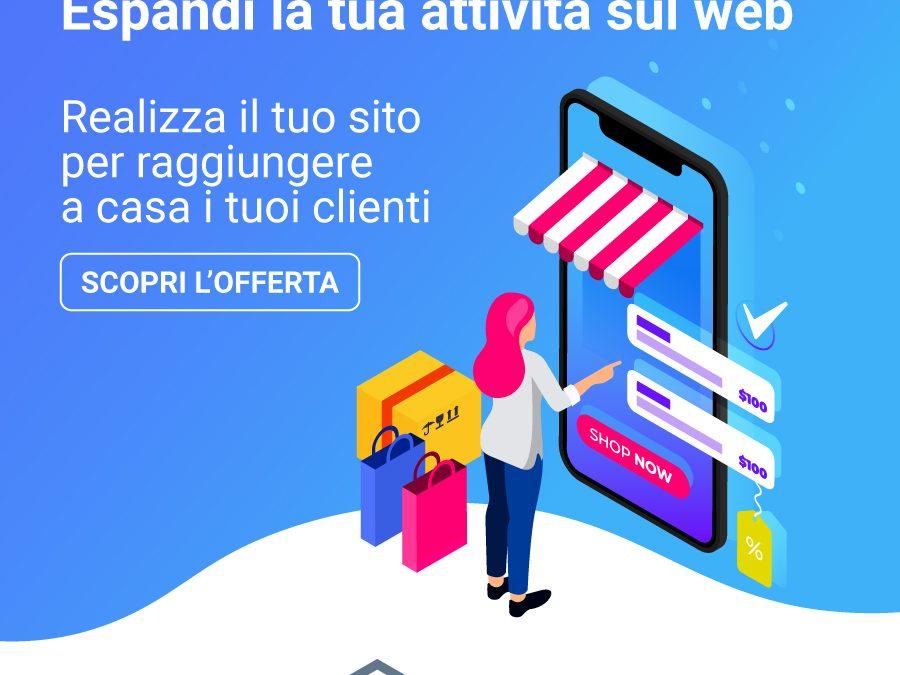 realizza sito e-commerce